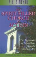 The Spirit-Filled Church in Action