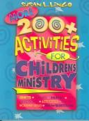 More 200+ activities for children's ministry by