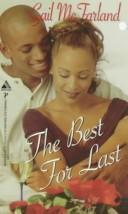 The Best for Last by Gail McFarland