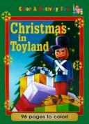 Christmas in Toyland (Coloring Book) by Kathryn Cristaldi