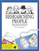 Researching People by Maity Schrecengost