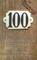 Diccionario Secreto / Secret Dictionary by Camilo José Cela y Trulock