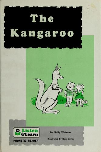 The kangaroo by Sally Watson