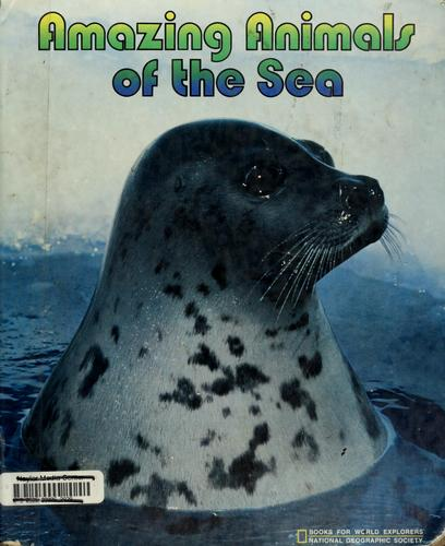 Amazing animals of the sea by