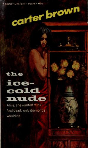 The ice-cold nude by Carter Brown