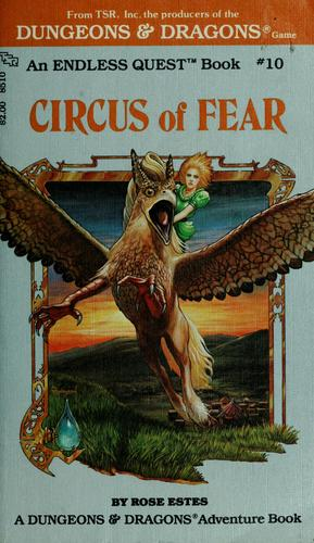 Circus of Fear by Rose Estes