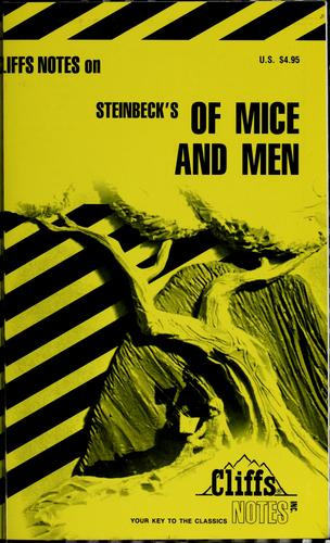 Of mice and men by James Lamar Roberts