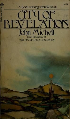 City of revelation by John Michell