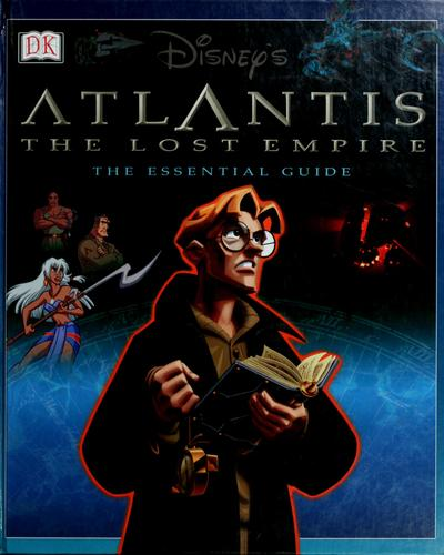 Atlantis, the lost empire, 2001 by David John