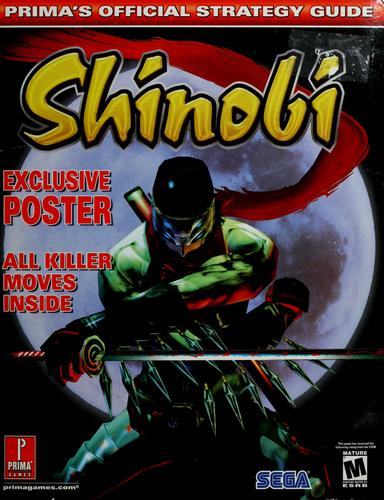 Shinobi by Eric Mylonas