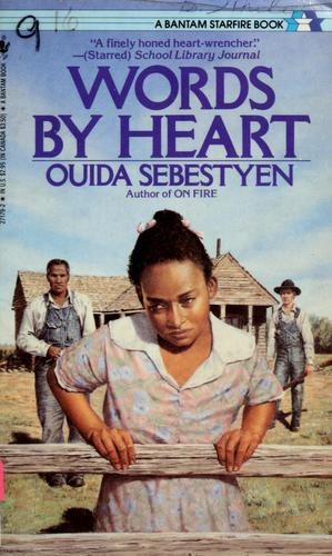 Words by Heart by Ouida Sebestyen
