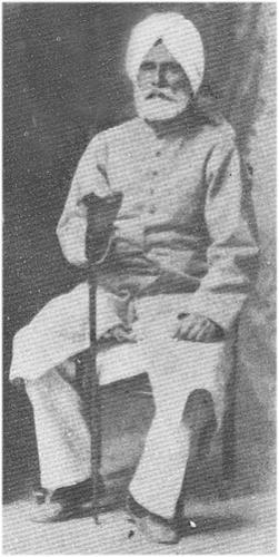 Photo of K̲h̲vājah Alt̤āf Ḥusain Ḥālī