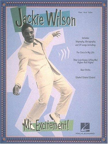 Jackie Wilson - Mr. Excitement! by Jackie Wilson