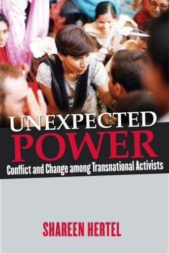 Unexpected Power by Shareen Hertel