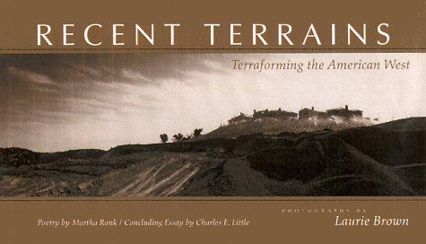 Recent terrains by Laurie Brown