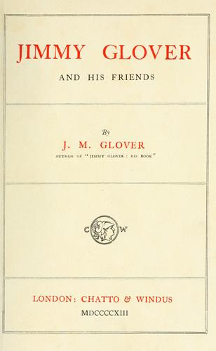 Jimmy Glover and his friends