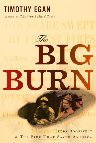 Image 0 of The Big Burn: Teddy Roosevelt and the Fire That Saved America