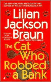 The cat who robbed a bank by Jean Little