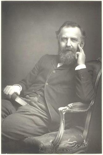 Photo of W. T. Stead