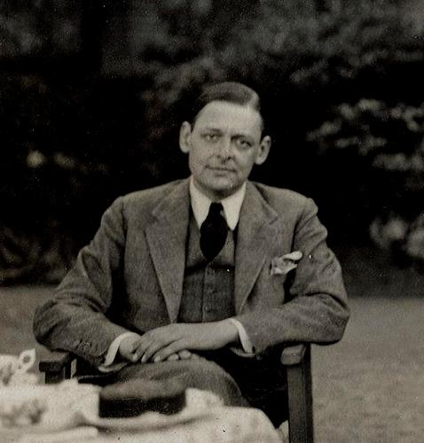 Photo of T. S. Eliot