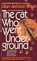 The cat who went underground by Jean Little