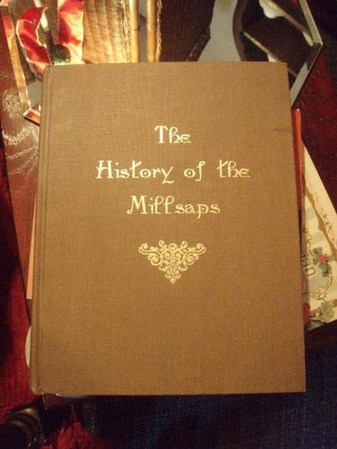 The history of the Millsaps by Luther Wayne Capooth