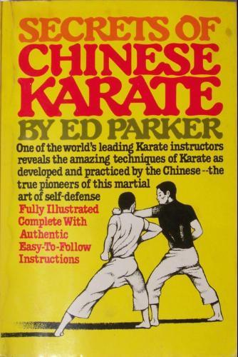 Secrets of Chinese Karate Edmund K. Parker