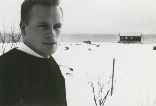 Photo of Jens Pauli Heinesen