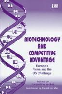 Biotechnology and Competitive Advantage by Jacqueline Senker