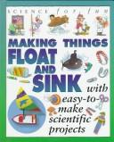 Making things float & sink by Gary Gibson