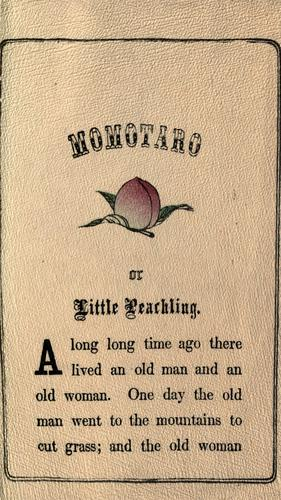 Momotaro, or, Little peachling by
