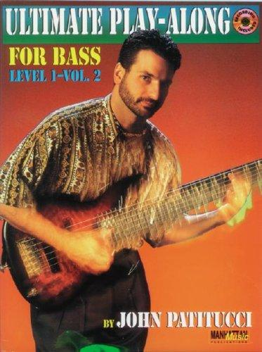 Ultimate Play-Along for Bass by John Patitucci