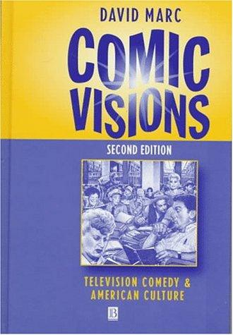 Comic visions by David Marc