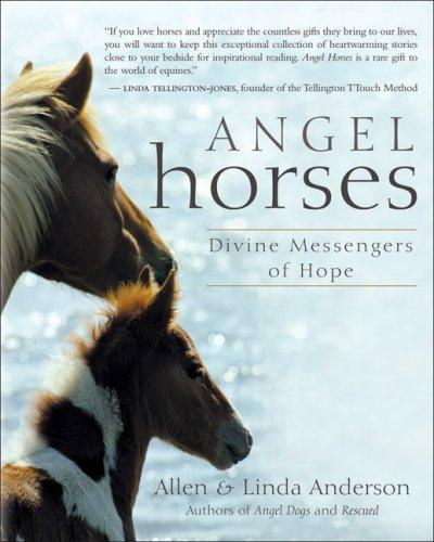 Angel horses by
