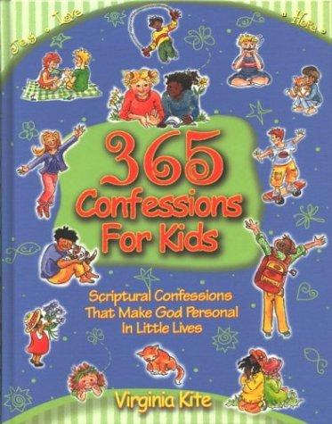 365 confessions for kids by Virginia Kite
