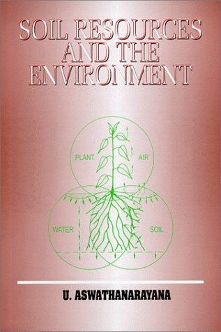 Soil Resources and the Environment by U. Aswathanarayana