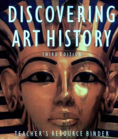 Discovering art history by Gerald F. Brommer
