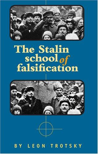 The Stalin school of falsification