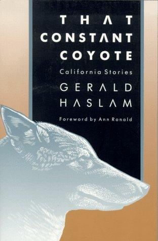 That constant coyote by Gerald W. Haslam