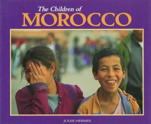 The children of Morocco by Jules Hermes