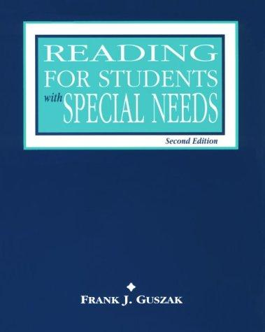 Reading for students with special needs