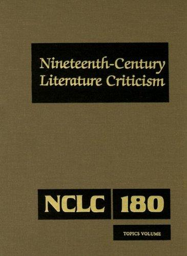 Nineteenth-Century Literature Criticism by