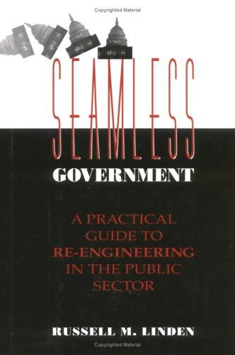 Seamless government by Russell Matthew Linden