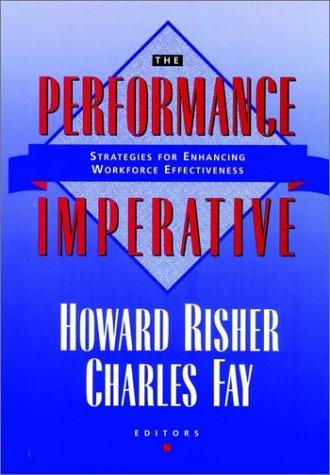 The Performance Imperative by Howard Risher