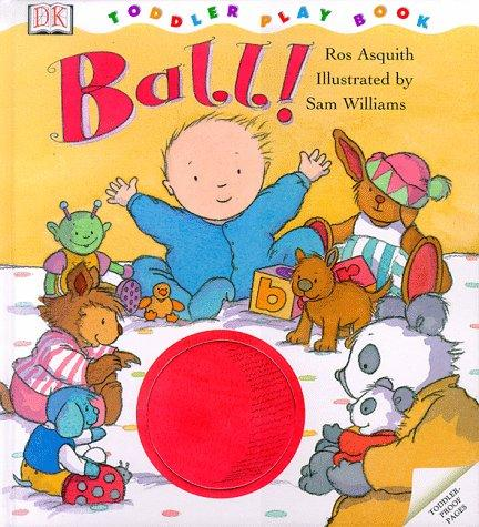 Ball! by Ros Asquith