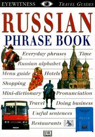 Eyewitness Travel Phrase Book
