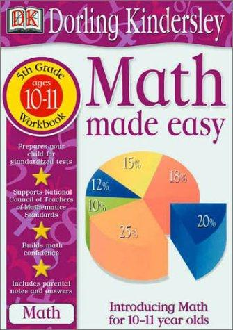 Math Made Easy by DK Publishing