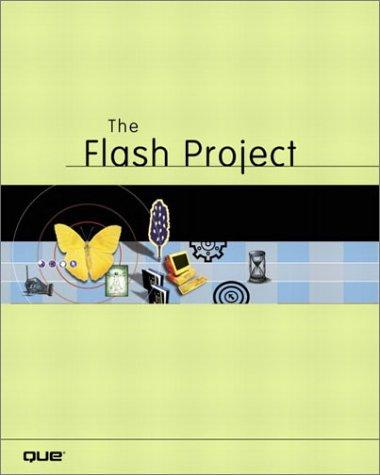The Flash Project by Cheryl Brumbaugh-Duncan