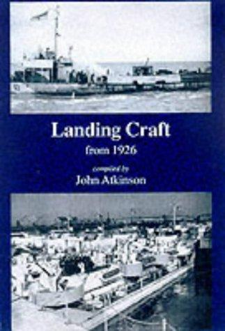 Landing Craft from 1926 by John Atkinson