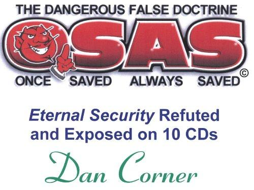 Eternal Security Audio Series by Dan Corner